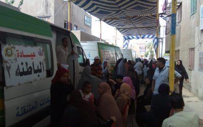 اليوم.. انطلاق قافلة طبية بقرية أوليلة في مركز ميت غمر
